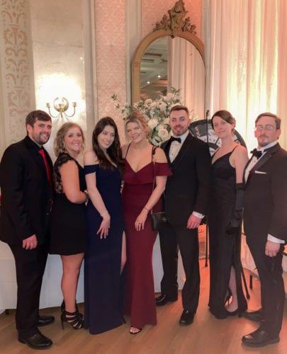 Noble Team at St. Catherine's Gala